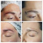 makijaż permanentny brwi i oczy