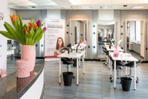 salon kosmetyczny odnova w środku